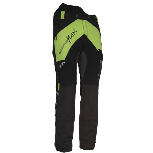 Pantalons de protection contre la scie à chaîne